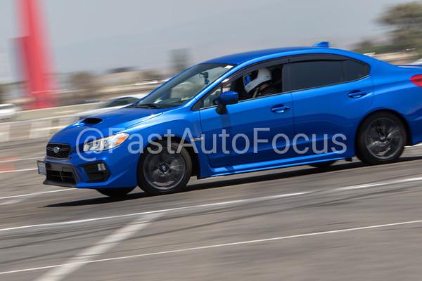 Custom Gallery - 2019 Blue Subaru WRX