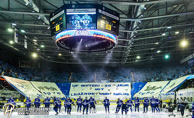National League: EV Zug - SC Bern
