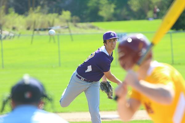 Baseball JV vs. Galesburg - KCHS - 4/17/17