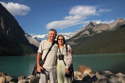 Day 8 - Lake Louise, Lake Agnes Tea House