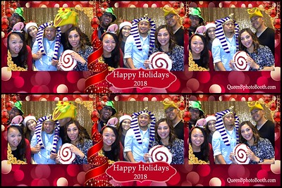 Holiday Party Kaiser 2018