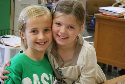 2010-2011 Heleniak Second Grade