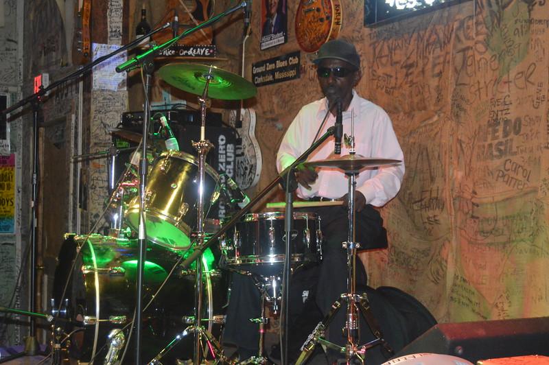 217 Johnie B. Sanders drummer.JPG