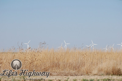Wind Farms and Windmills