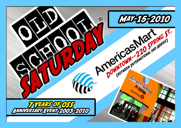 OSS @ AmericasMart ::: SEVEN-Year Anniversary Event ::: ATL, GA, USA [May.15.2010]