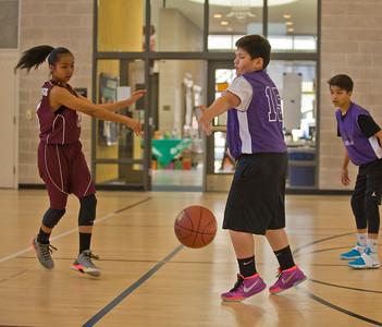 Maria Basketball