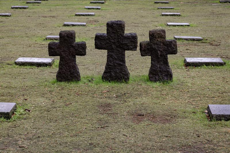 German Military Cemetery, Langemark
