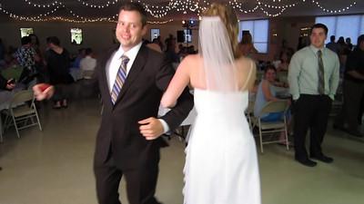 Radmer Wedding Reception Videos - July 2011