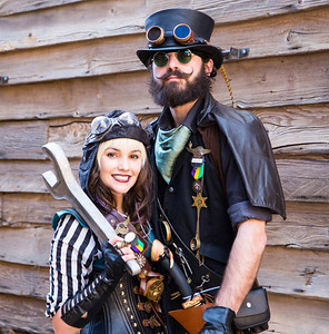 Cosplay/Steampunk