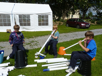 Cubs: sixer / seconder training camp