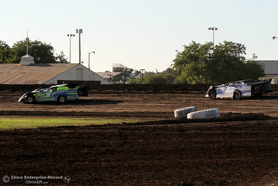 Races at Silver Dollar Speedway 7-25-14