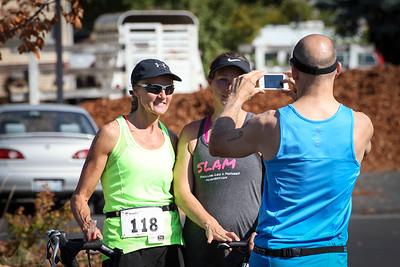 2015 Palouse  Sprint Triathlon - Candids