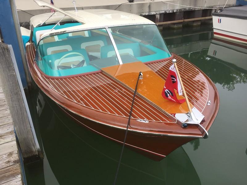 Port Huron International boat show September 2018.
