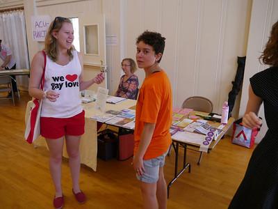 2013 Rainbow Women's Health Fair