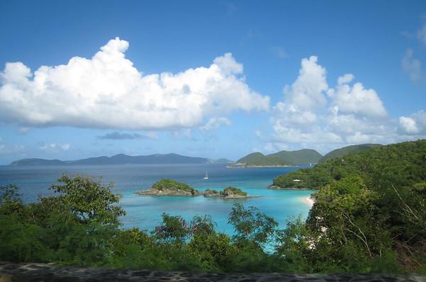 2009 - Seabourn Caribbean Cruise