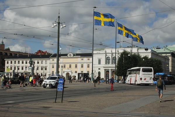 Gothenberg August 2015