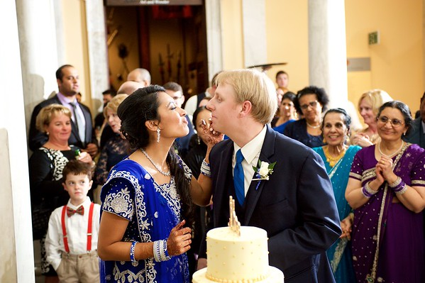 Ashina and Scott's Baltimore Wedding