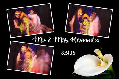 Mr. & Mrs. Hernandez
