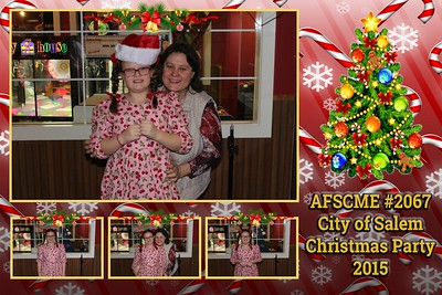AFSCME Holiday Party 2015