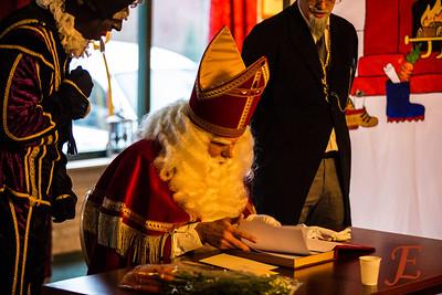 Intocht Sinterklaas 2912