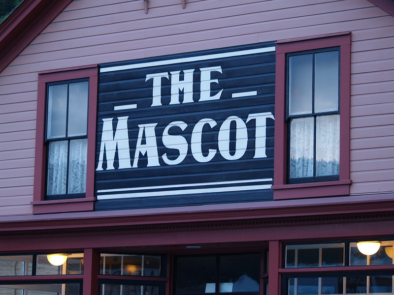 Another storefront in Skagway