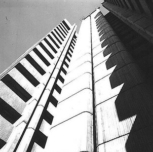 Agricultural Coop Headquarters (Beit Cur) - 1965-1968