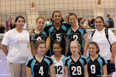 2009 Volleyball Festival - 13's