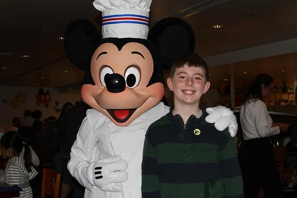 Disney November 2011