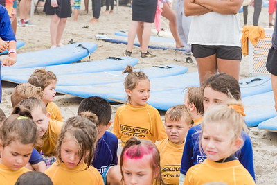 Kylie at Surf Camp 8-14-19