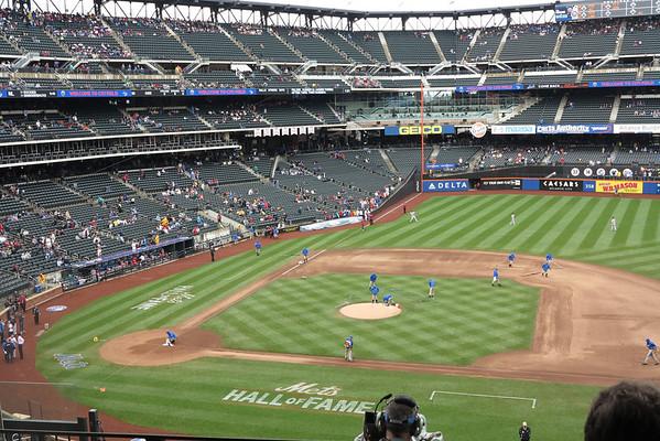 Cards vs Mets June 4, 2012