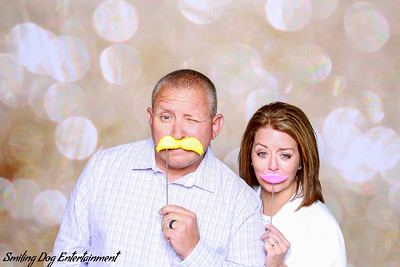 Josie and Rylee's Graduation Party Photo Booth Images