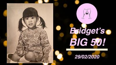 29.02 Bridget's 50th