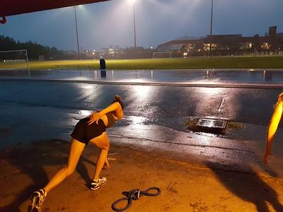 Rainy Workout'16