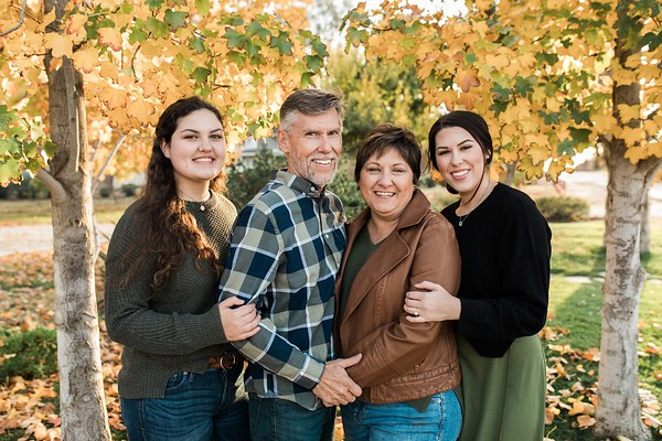 Shaw Family 2018