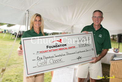 The 23rd Annual Mount Nittany Health Golf Classic - Saturday, August 17, 2013, at the Penn State Golf Courses.