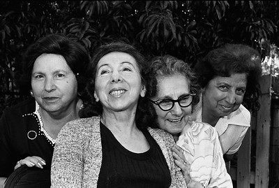 The Four Parisella Sisters