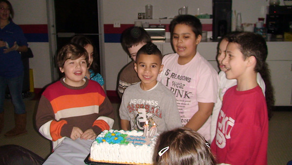 2009-Andruw's 10th Birthdat