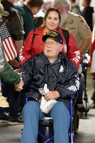 2019, April 20 Talons Out Honor Flight
