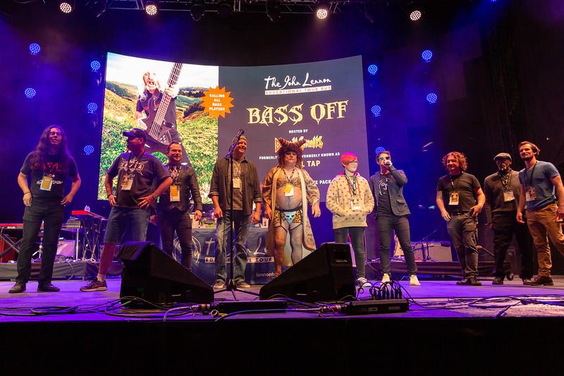 2019_01_26, Anaheim, Bass Off, CA, Imagine Party, NAMM, Matt Reich