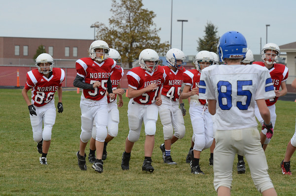 8th Grade Football vs Plattsmouth
