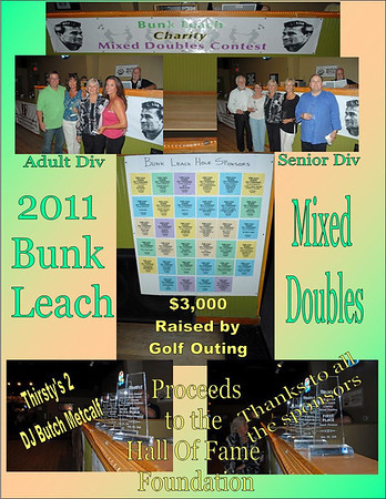 2011 Bunk Leach Mixed Doubles - July 30, 2011