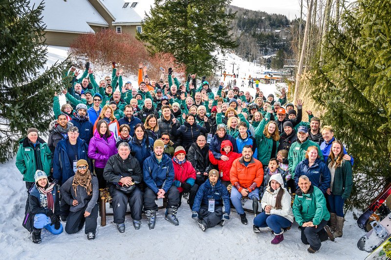 Adaptive Sports Foundation, Warriors In MotionWeekend, Windham Mountain, NY;