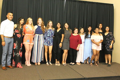 2018-2019 Center Roughriders Athletic Banquet