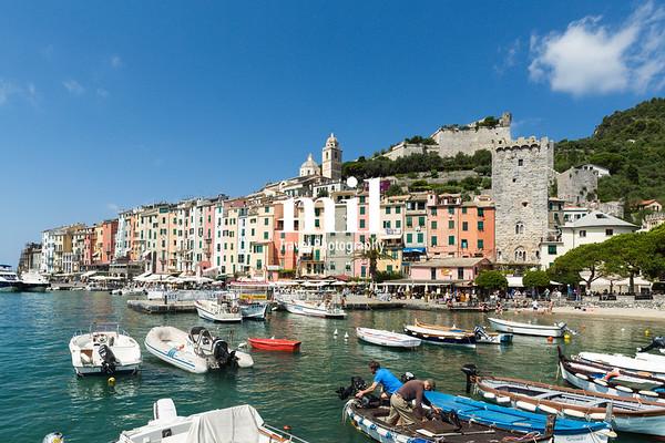 Cinque Terre and Portovenere