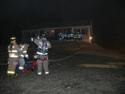 3/6/2010 Saybrook Rd in Essex Structure Fire