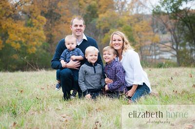 The Haywood Family