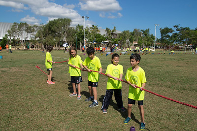 2018 Field Day 2nd Grade - 3rd Grade