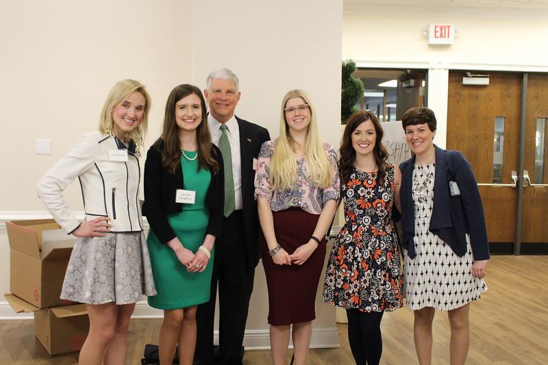 Julia, Danielle, Ron, Brooke, Elizabeth and Krystle.JPG
