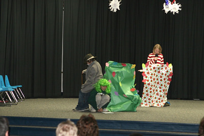 Daisy Brook Classes - 2006-2007 - 12/20/2006 DB Cheryl Ross Homeroom Giving Tree Play Presented to Parents