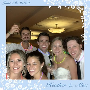 Heather & Alex - Greystone 6-26-20
